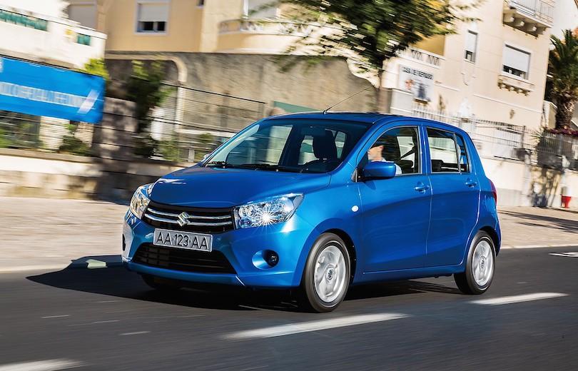Ny Suzuki Celerio koster fra 89.990 kroner.