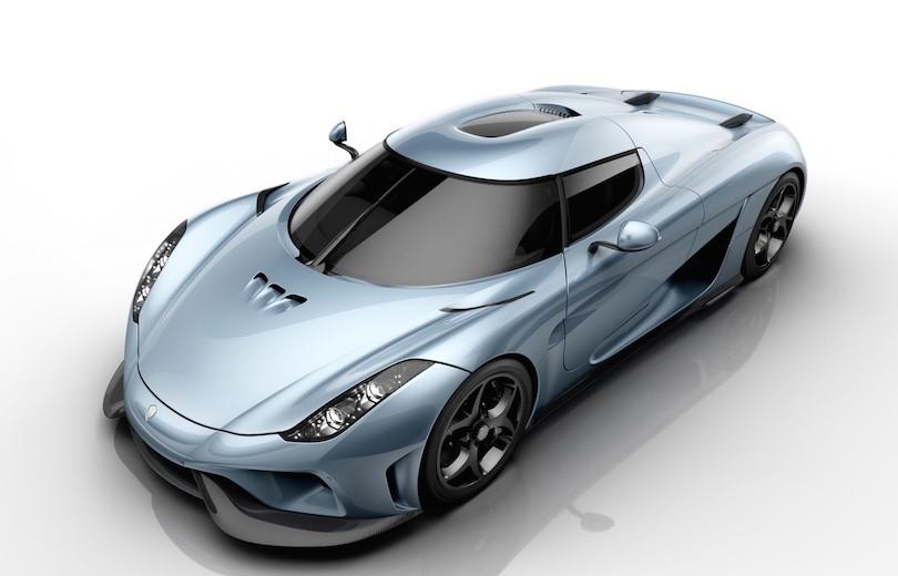 Verdens mest potente hybrid superbil