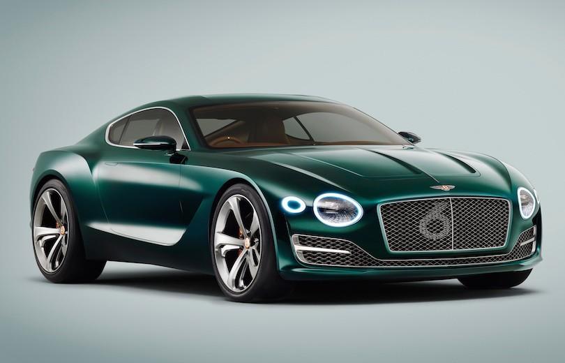 Bentley viser os et glimt af fremtidens designsprog