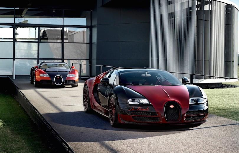 "Bugatti Veyron ""La Finale"""