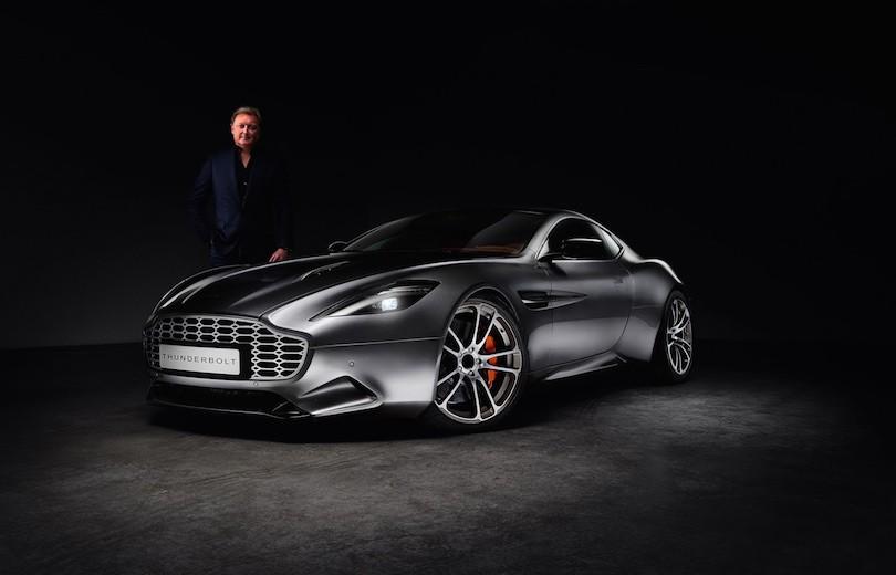 Aston Martin sagsøger Henrik Fisker