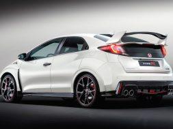 Ny Honda Civic Type R
