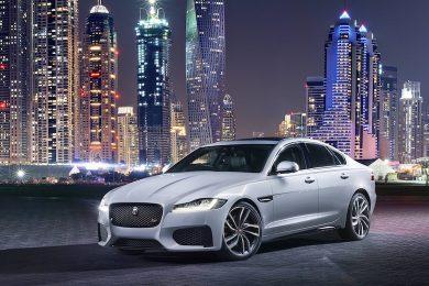 Ny Jaguar XF
