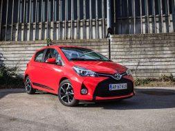 Toyota Yaris Style Edition test