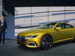 Volkswagen Sport Coupé Concept GTE