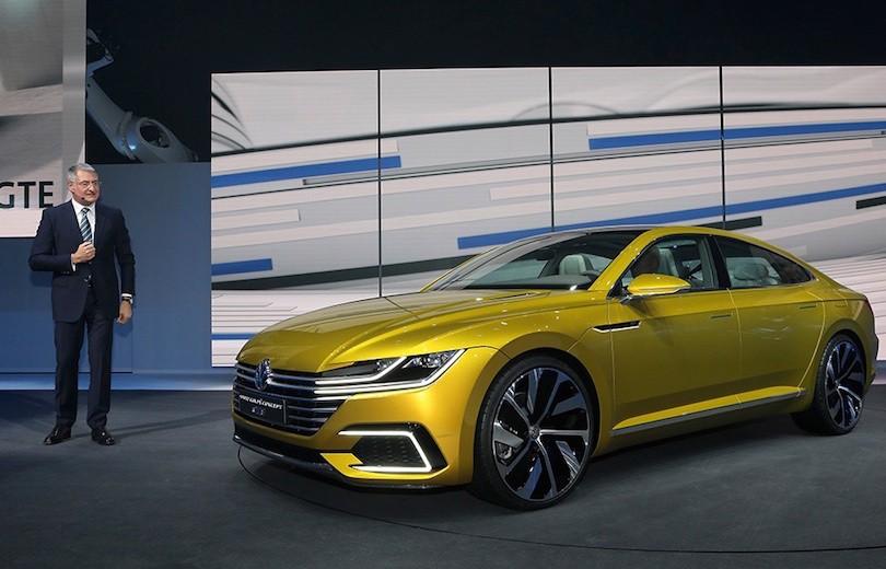 Smukt Volkswagen koncept