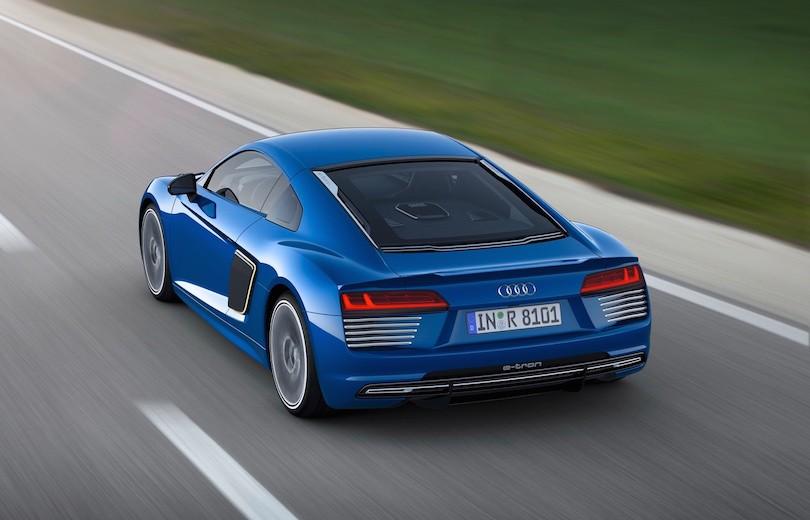 Elektrisk Audi R8