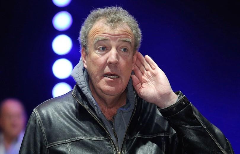 Clarkson på vej mod jobcentret