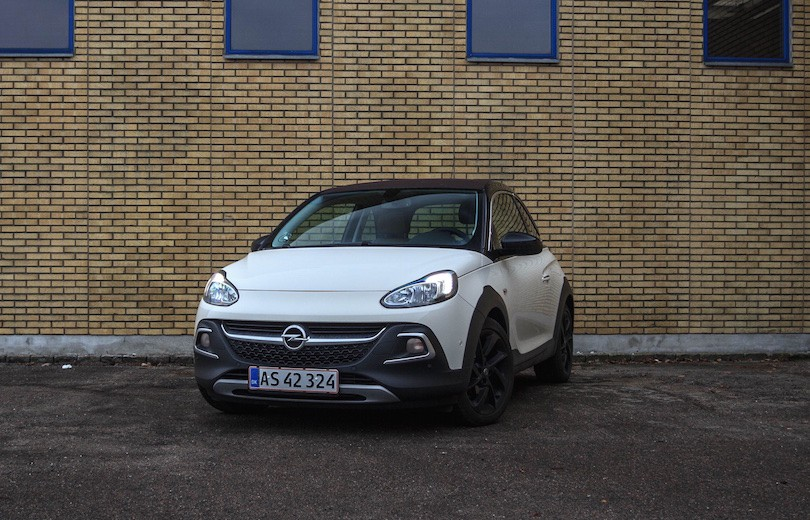 Test: Opel ADAM ROCKS 1.0T