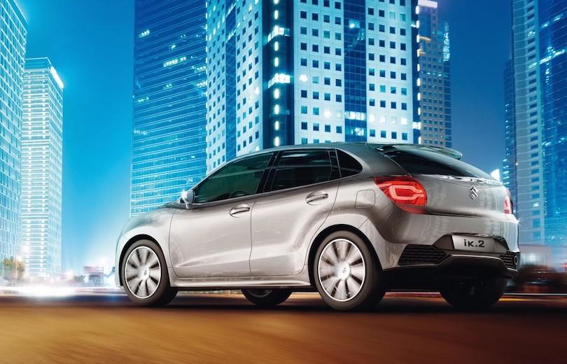 Suzuki er klar med spændende koncept