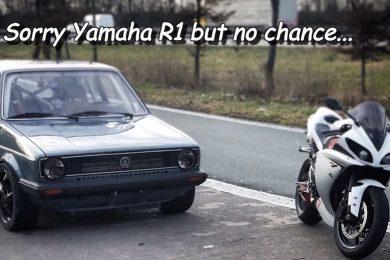 yamaha r1 mod vw golf mk1