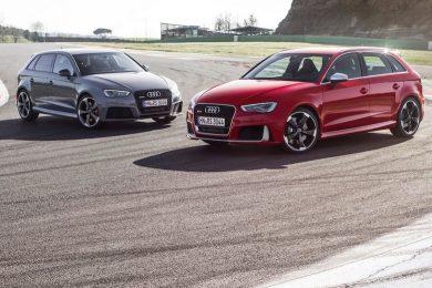 Audi RS3 galleri