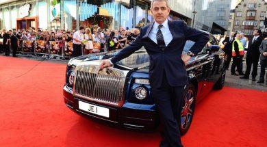 Rowan Atkinson er ny Top Gear vært