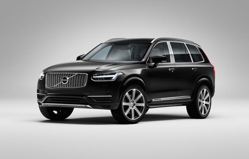 Volvo vil afsløre topmodel i Shanghai