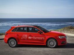 Audi A3 Sportback e-tron Misanorside