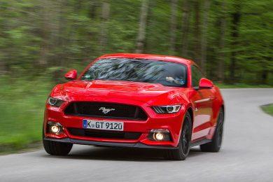 Ford Mustang - Bilsektionen.dk