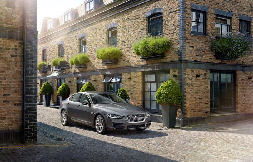 Se alle priserne: Ny Jaguar XE fra 550.000