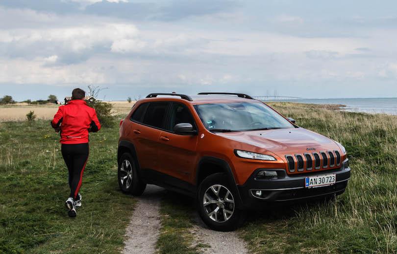 Test: Jeep Cherokee Trailhawk