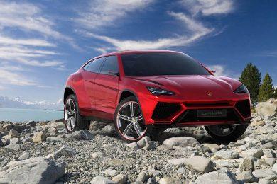 Lamborghini Urus koncept