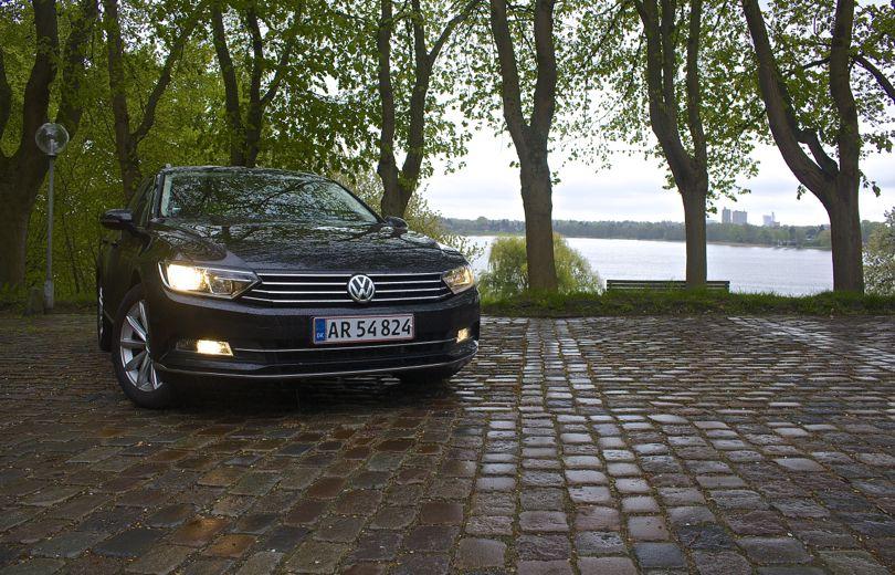 Test: Volkswagen Passat Highline
