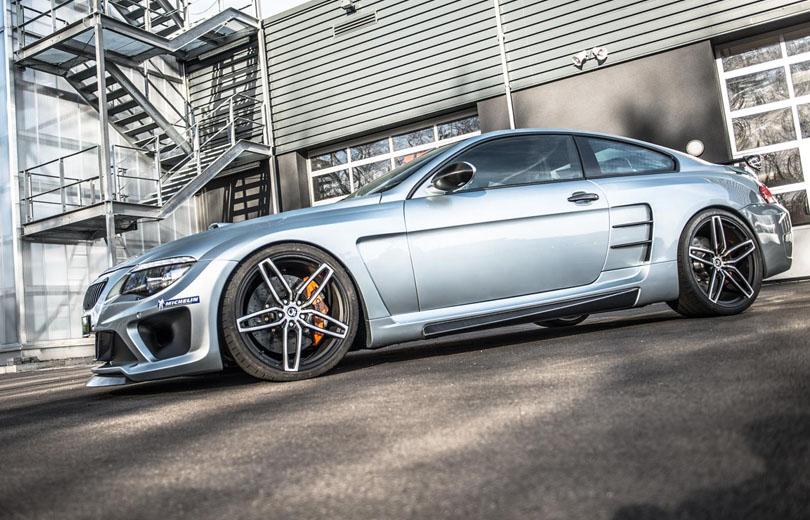 G-Power tuner BMW M6 til over 1000 hestekræfter