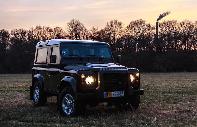 Test: Land Rover Defender 90 Station Wagon