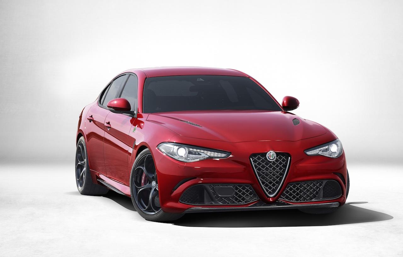 La meccanica delle emozioni: Den nye Alfa Romeo Giulia