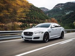 Faceliftet Jaguar XJ
