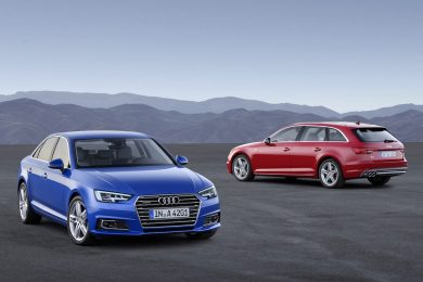 Ny Audi A4