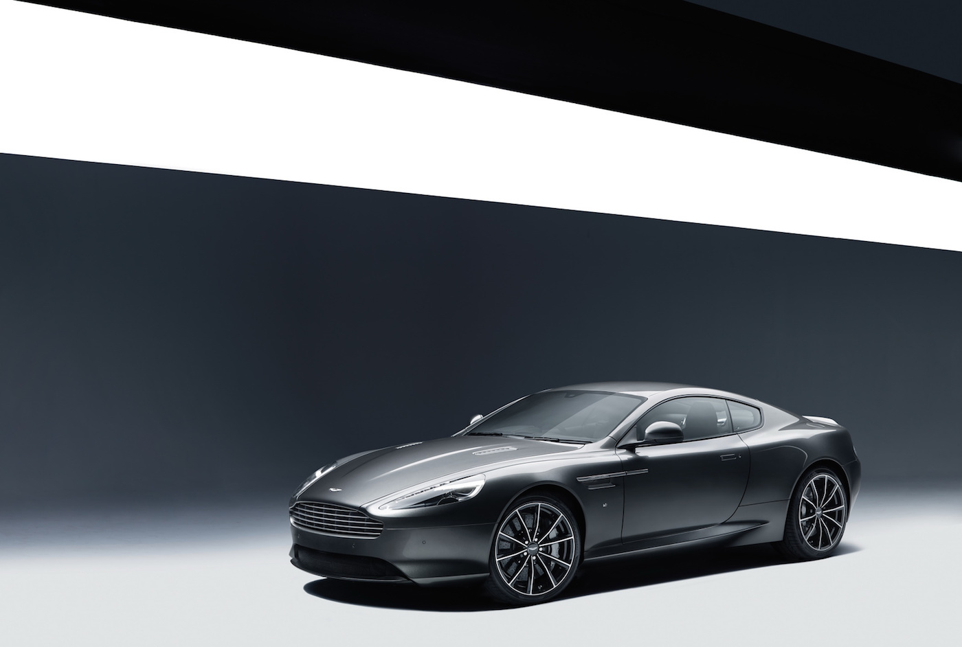 Her er den mest potente Aston Martin DB9 til dato