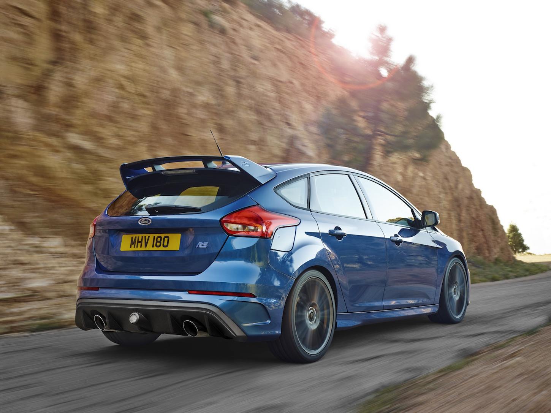 "Ny Ford Focus RS til ""blot"" 565.00 kr.!"