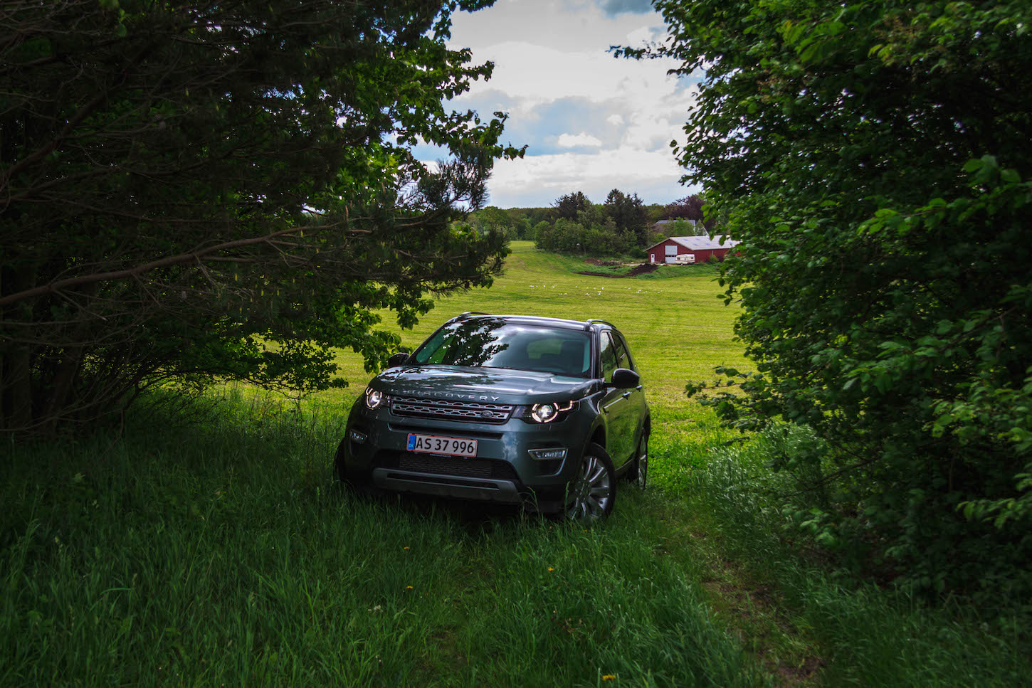 Test: Land Rover Discovery Sport HSE Luxury SD4