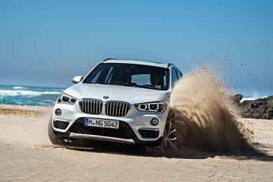 Ny BMW X1