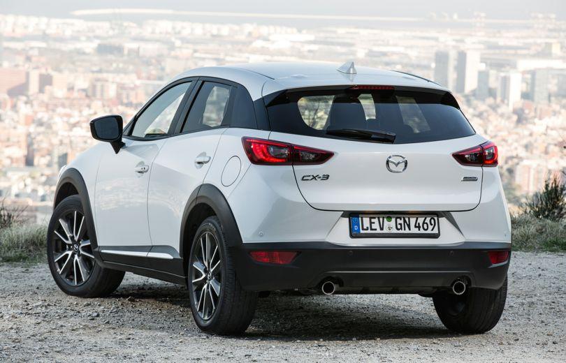 Her er priserne: Mazda CX-3 klar til Danmark