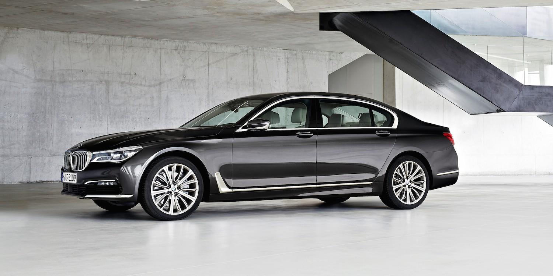 Netop afsløret: Ny BMW 7-serie