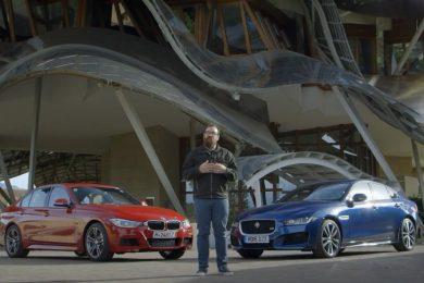 Jaguar XE S vs. BMW 335i