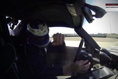 Walter Röhrl smadrer Porsche 918 Spyder