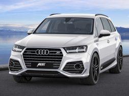 ABT laver mere sportslig Audi Q7