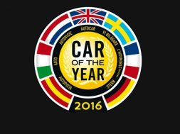 Årets bil i Europa 2016