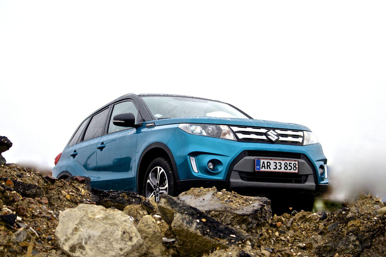 Test: Suzuki Vitara 1.6 Exclusive
