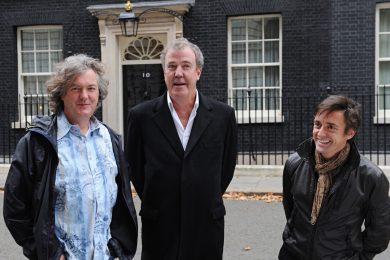 Top Gear trioen