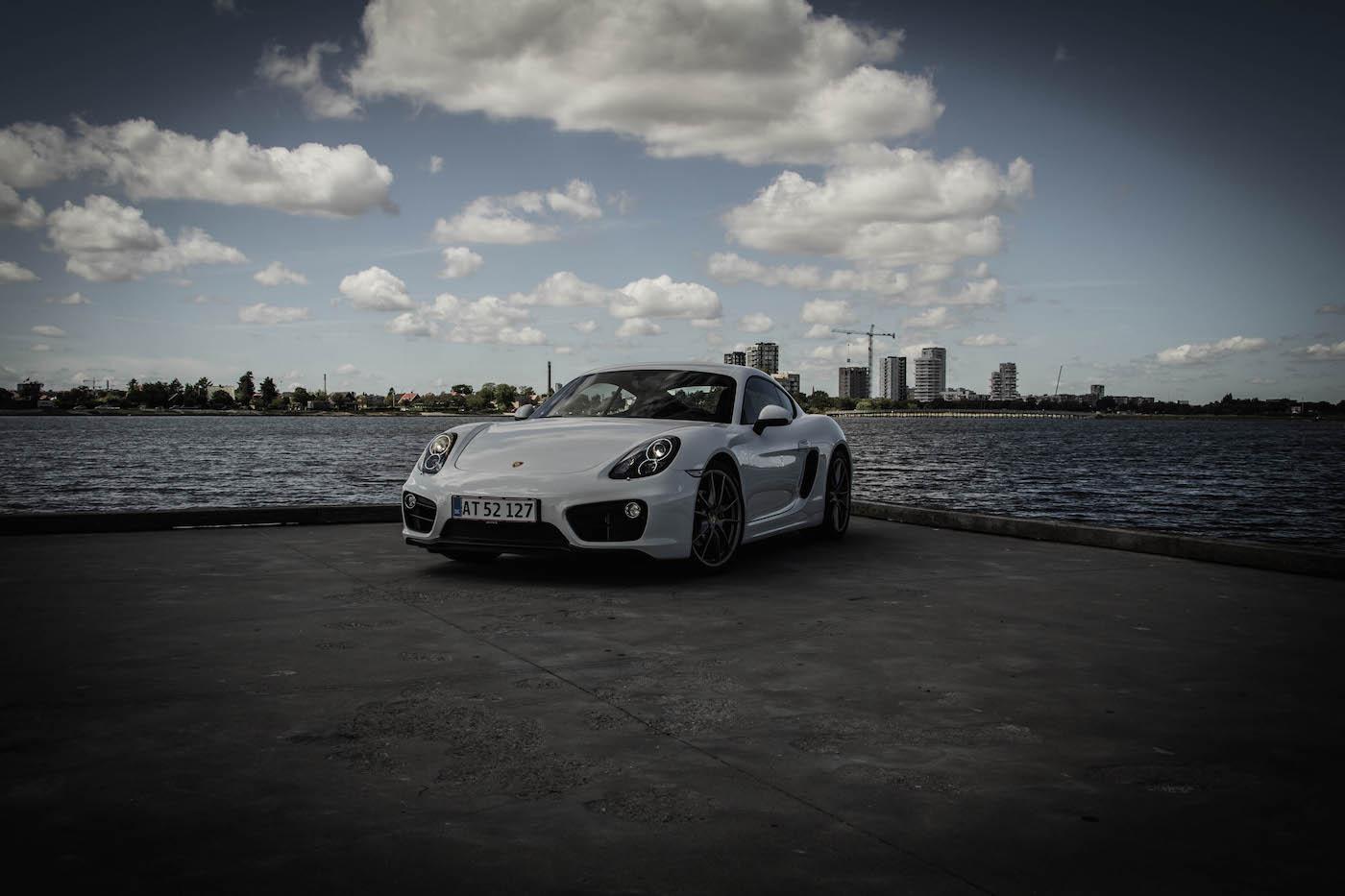 Test: Porsche Cayman