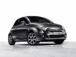 Fiat 500S front