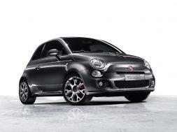 Fiat 500S front