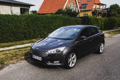 Ford Focus 1.5 ecoboost test