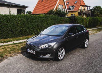 Ford Focus 1.5 ecoboost test