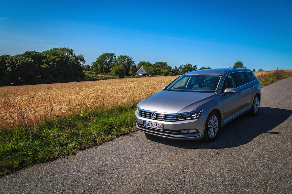 Test: Volkswagen Passat Variant 2.0 TDI 4Motion DSG Highline
