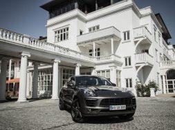 Porsche Macan S test