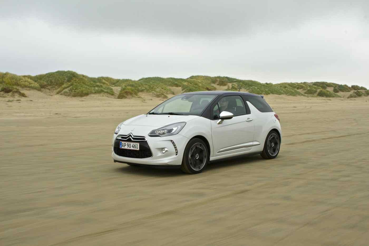 Test: Citroën DS3 165 Sport
