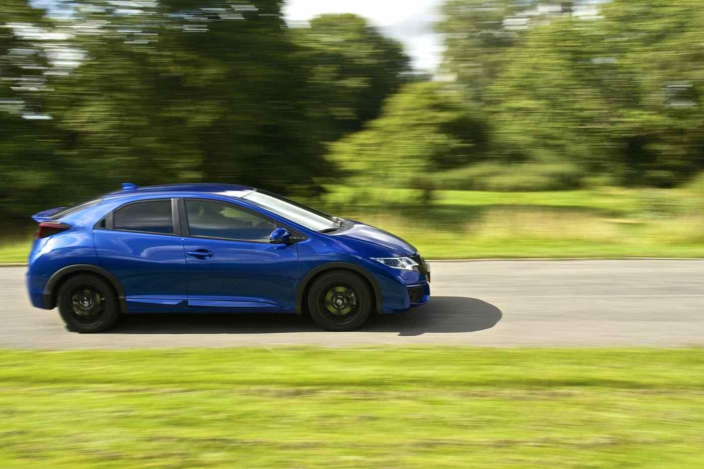 Test: Honda Civic 1.6 Sport